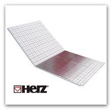 Systémová deska podlahového vytápění HERZ Tacker (tackersystem) 3F04001