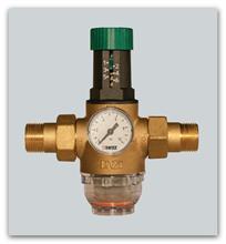 """Regulátor tlaku vody s filtrem HERZ 3/4"""" (DN20,PN16) 1268212"""