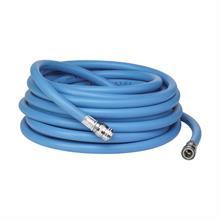 Hadice na horkou vodu, 15 m modrá