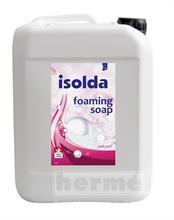 ISOLDA pěnové mýdlo růžové 5l