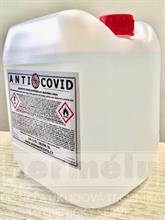 ANTI COVID alkoholový prostředek na dezinfekci rukou 5l