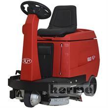 Podlahový mycí stroj se sedící obsluhou CLS KILO 612 - bateriový