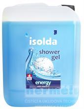 Sprchový krém ISOLDA ENERGY 5l