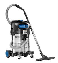 Průmyslový vysavač prachu a tekutin Nilfisk ATTIX 40-01 PC INOX s oklepem filtru