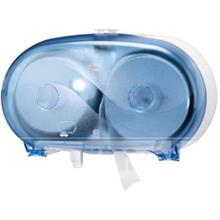 Zásobník toaletního papíru EnSURE COMPACT na 2role, modrý