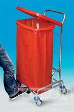 Úklidový vozík  PEDALBAG I. - 120l bez vaku