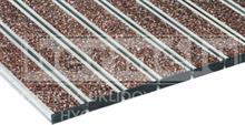 MONTE CARLO hliníková rohož na nečistoty 26 mm