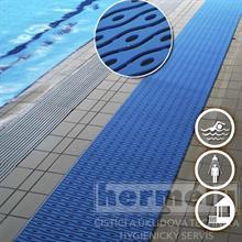 Protiskluzová bazénová rohož OTTI -  role 12m