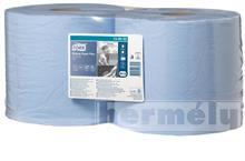 Průmyslová papírová utěrka Tork Advanced 420 malá role modrá