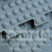 Rohož YOGA FLEX průmyslová protiúnavová - koncový díl 30x80cm
