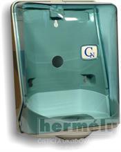 zásobník papírových ručníků v roli caren - modrý