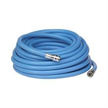Hadice na horkou vodu, 20 m modrá
