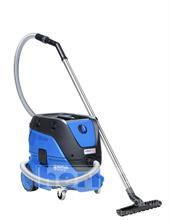 Průmyslový vysavač prachu a tekutin  Nilfisk ATTIX 33-01 IC s oklepem filtru