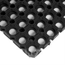 Rohož gumová HONEYCOMB 80x120x2,3cm