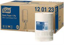 TORK UNIVERSAL 310 papírové ručníky v miniroli - bílé