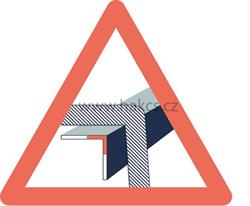 Tlumič pádu s lanem pro ostré hrany EZ STOP 1245554