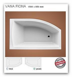 Vana Santech Fiona 160x95 cm SAFIO160P pravá