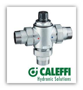 """Termostatický směšovací ventil 2"""" CALEFFI 523090 pro centrální instalace"""