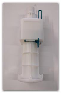 Vypouštěcí ventil LIV Laguna Duo 195624 pro nádržky na zeď