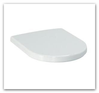 WC sedátko Laufen Pro bílé H8919503000031 antibakteriální