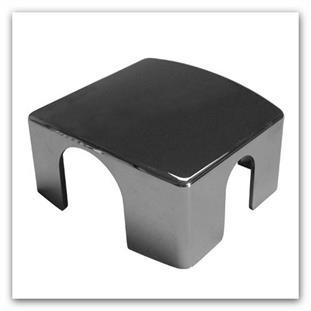 Kryt pro jednobodovou armaturu HERZ VUA-50 chrom 1011041