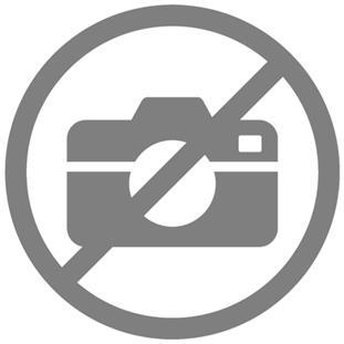 Držák kartáčků a pasty METALIA 1 chrom  6174.0