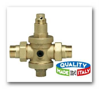 "Regulátor tlaku vody 5/4"" art.142 Eurobrass Malgorani"