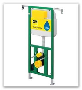 Viega Eco Plus 8136.2 modul WC do bytového jádra-jádrofix