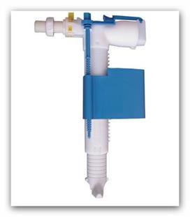"""Univerzální napouštěcí ventil boční 3/8"""" Nicoll Multiflow 25006000003 (25006000099)"""