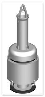 Vypouštěcí ventil SAM Holding T-2450/I 620612