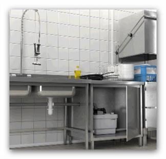 Sanispeed Silence sanitární čerpadlo pro kuchyň