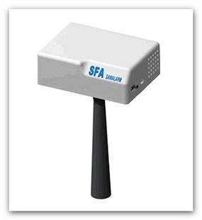 Akustické výstražné zařízení SFA SANIALARM