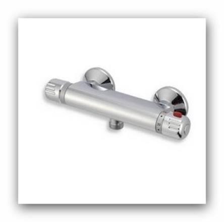 Nástěnná termostatická sprchová baterie Aquamat 150 mm 2660/1.0