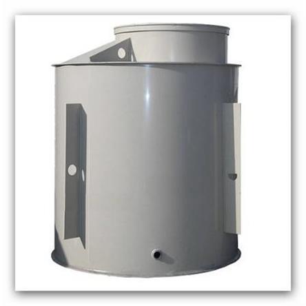 Vodoměrná šachta 1200x1200x300mm (PP5)