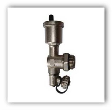 Koncový odvzdušňovací ventil s odvodněním 87209AF06 209