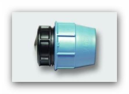 UNIDELTA zátka 63 UNI1012 pro polyethylenové trubky PE