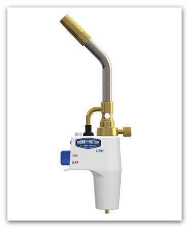 Pájecí hořák Bernzomatic TS7000 LT91 Worthington+plyn MAP/Pro