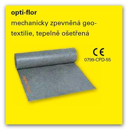 Opti-Flor Geotextilie 62,5cm
