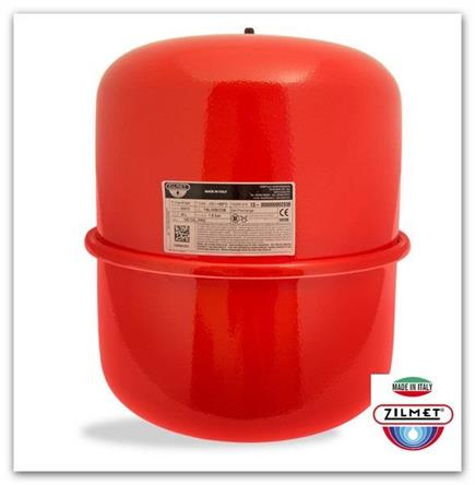 Expanzní nádoba membránová pro topné systémy ZILMET CAL-PRO 25l