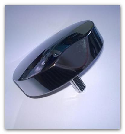 Sifon vanový Viega Simplex ovládací kolečko rozeta 657406 (6168.02)