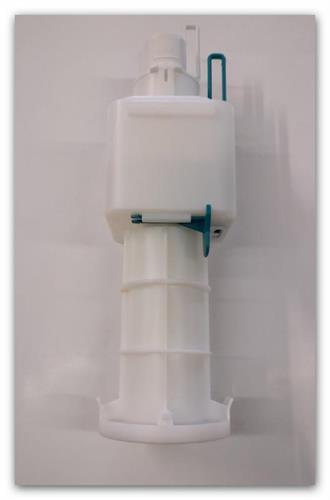 Vypouštěcí ventilLIV Laguna Duo 195624 pro nádržky na zeď