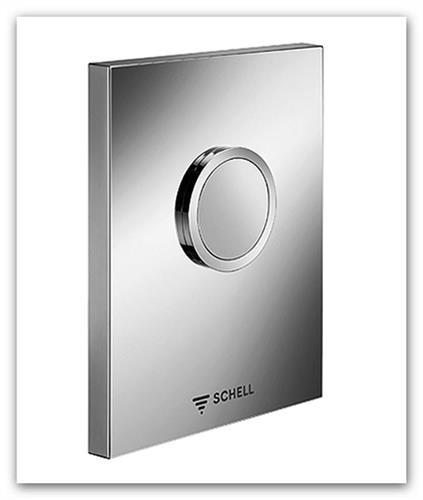 Schell Edition ovládací deska 028000699 pro podomítkový pisoárový splachovač