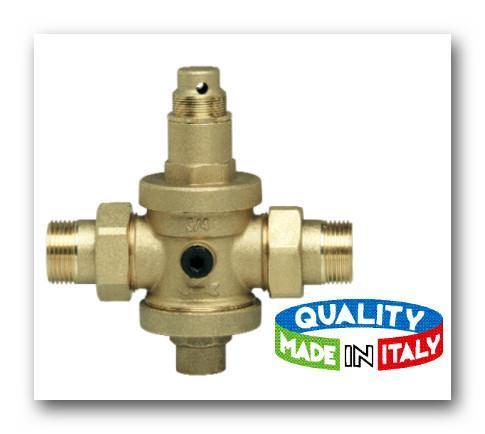 Regulátor tlaku vody 1