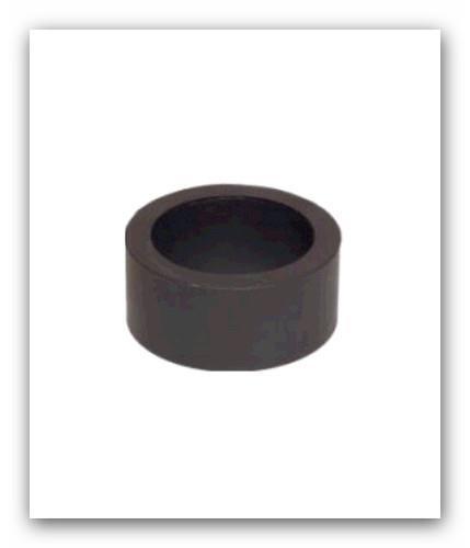Redukce kouřovodu 180/150mm černá