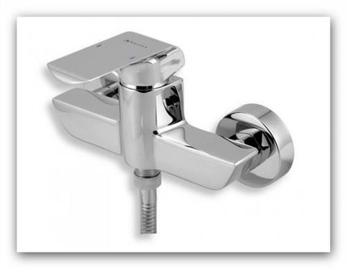 Sprchová nástěnná baterie 150 mm Nobless Kvadro 35020/1.0 bez příslušenství