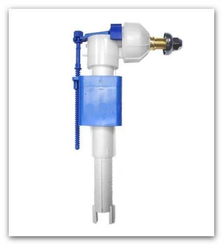 """Napouštěcí plovákový ventil 3/8"""" boční JOMO Lokus-Pokus 00191991 univerzální Fullventil"""