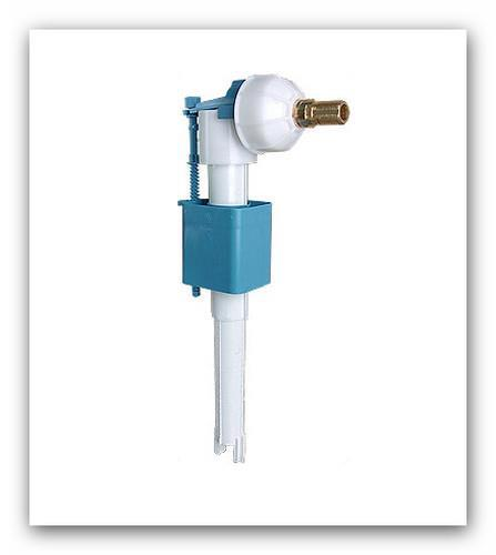 """Napouštěcí plovákový ventil 3/8"""" boční FRIATEC 320400"""