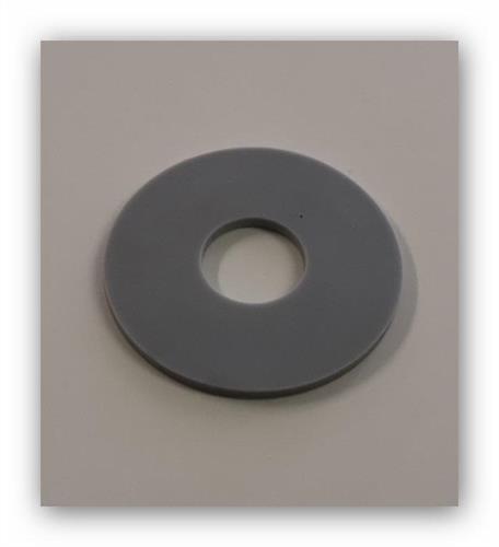 Těsnění vypouštěcího ventilu WC JOMO 58x20,5x3mm