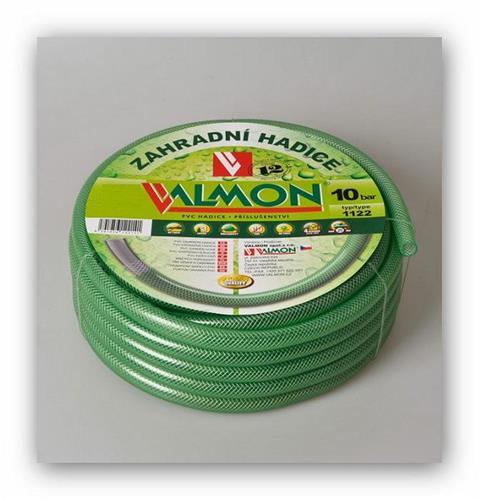 """Hadice zahradní zelená 1122 VALMON 1/2"""" 10m"""