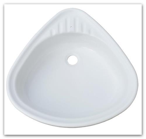 Otočné umyvadlo akrylátové Vagnerplast (náhrada za smaltované Norma 234)